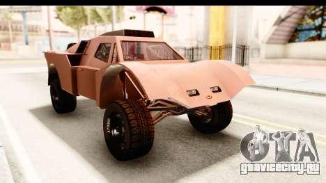 GTA 5 Desert Raid SA Lights PJ для GTA San Andreas вид справа