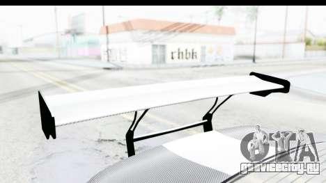 GTA 5 Bravado Banshee 900R Carbon Mip Map IVF для GTA San Andreas вид сбоку