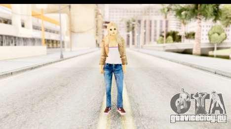 Girl from 90s для GTA San Andreas второй скриншот