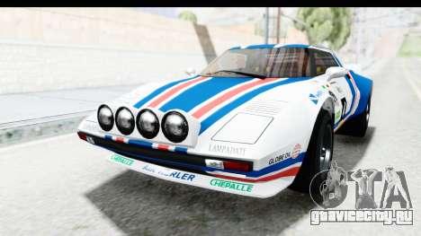 GTA 5 Lampadati Tropos IVF для GTA San Andreas двигатель