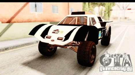 GTA 5 Desert Raid IVF PJ для GTA San Andreas вид сбоку