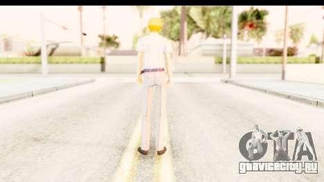 Bleach - Ichigo U для GTA San Andreas третий скриншот