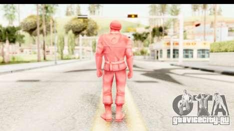 ArmyMen: Serge Heroes 2 - Man v3 для GTA San Andreas третий скриншот