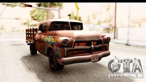 Walton Sticker Bomb для GTA San Andreas