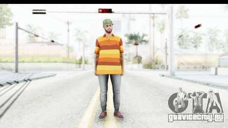Skin Male Random 3 GTA Online для GTA San Andreas второй скриншот