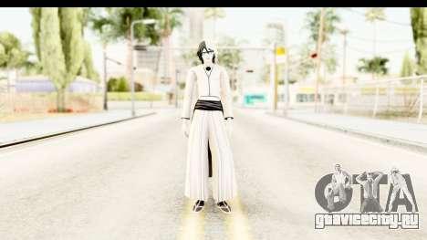 Bleach - Ulquiorra для GTA San Andreas второй скриншот