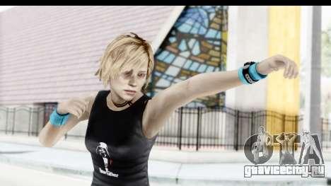 Silent Hill 3 - Heather Sporty The Darth Father для GTA San Andreas