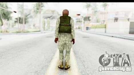 Global Warfare Arab для GTA San Andreas третий скриншот