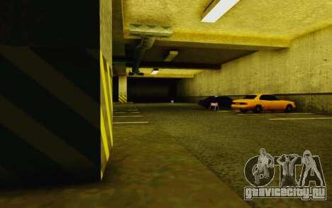 More Details In Map Of San Fierro v0.1 для GTA San Andreas седьмой скриншот