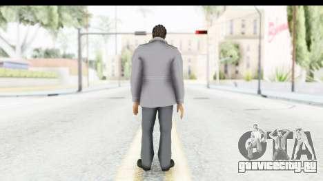 Yakuza 5 Kazuma Kiryu Fukuoka для GTA San Andreas третий скриншот