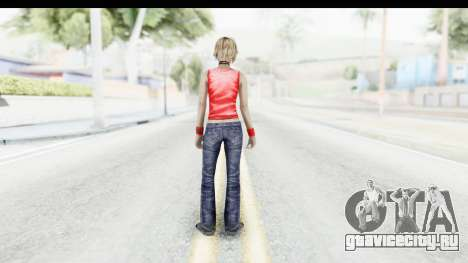 Silent Hill 3 - Heather Sporty Red Duff Beer для GTA San Andreas третий скриншот