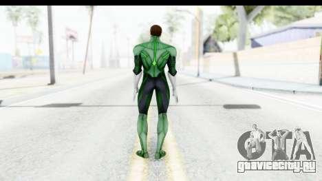 Injustice God Among Us - Green Lantern для GTA San Andreas третий скриншот