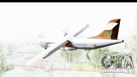 ATR 72-500 ConViasa для GTA San Andreas вид справа