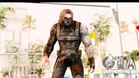Marvel Future Fight - Winter Soldier для GTA San Andreas