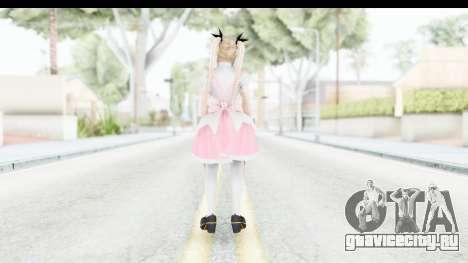 DoA 5: LR - Marie Rose Maid Remade для GTA San Andreas третий скриншот