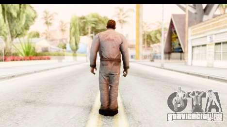 Left 4 Dead 2 - Zombie Worker для GTA San Andreas третий скриншот