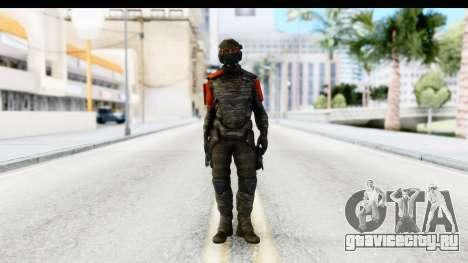 Homefront The Revolution - KPA v3 Camo для GTA San Andreas второй скриншот
