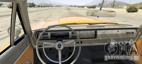 Dodge Coronet 440 1967 для GTA 5