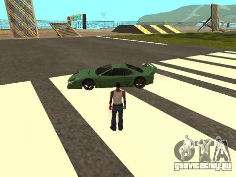Cars spawn для GTA San Andreas четвёртый скриншот