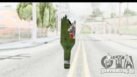 GTA 5 Broken Bottle для GTA San Andreas