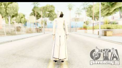 Bleach - Ulquiorra для GTA San Andreas третий скриншот