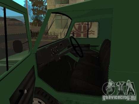 ЛуАЗ 969М v2 для GTA San Andreas вид справа