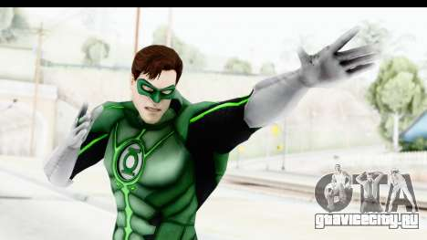 Injustice God Among Us - Green Lantern для GTA San Andreas