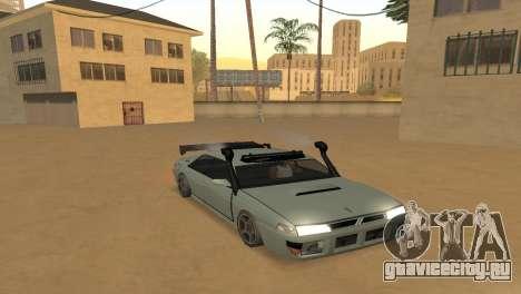 Super Sultan для GTA San Andreas