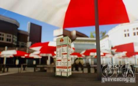 More Details In Map Of San Fierro v0.1 для GTA San Andreas третий скриншот