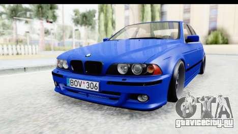 BMW 525i E39 M Tech для GTA San Andreas