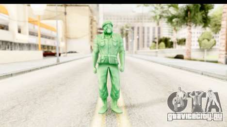 ArmyMen: Serge Heroes 2 - Man v2 для GTA San Andreas второй скриншот