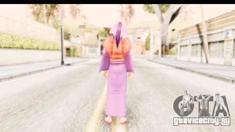 Kamiya v1 для GTA San Andreas третий скриншот