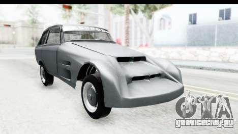 ИЖ Комби v2 для GTA San Andreas