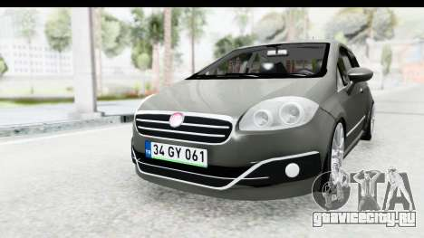 Fiat Linea 2015 v2 Wheels для GTA San Andreas