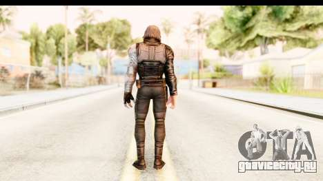 Marvel Future Fight - Winter Soldier для GTA San Andreas третий скриншот