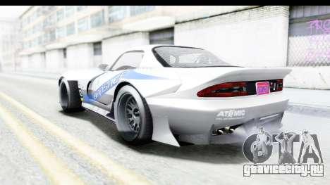 GTA 5 Bravado Banshee 900R Carbon Mip Map для GTA San Andreas двигатель