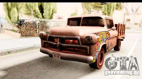 Walton Sticker Bomb для GTA San Andreas вид справа