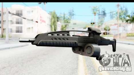 H&K XM8 Drum Mag для GTA San Andreas