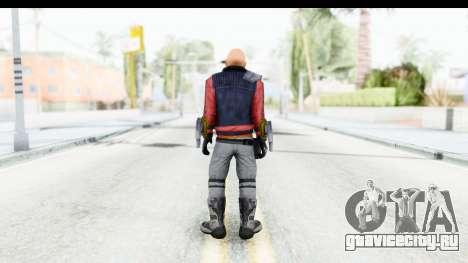 Deadshot (Will Smith) для GTA San Andreas третий скриншот