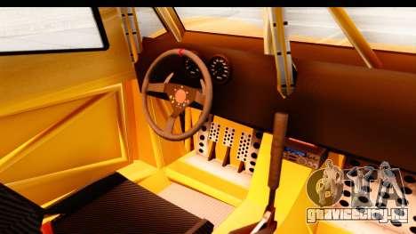 GTA 5 Desert Raid IVF PJ для GTA San Andreas вид изнутри