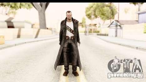 Marvel Heroes - Blade для GTA San Andreas второй скриншот