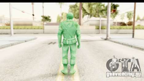 ArmyMen: Serge Heroes 2 - Man v2 для GTA San Andreas третий скриншот