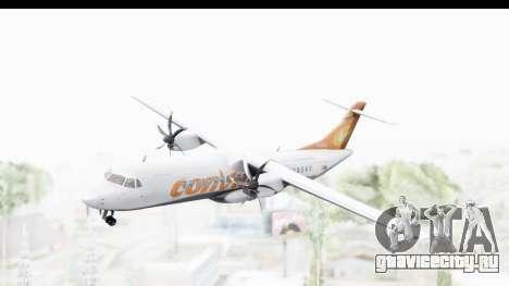 ATR 72-500 ConViasa для GTA San Andreas вид сзади слева