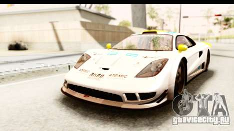 GTA 5 Progen Tyrus IVF для GTA San Andreas колёса