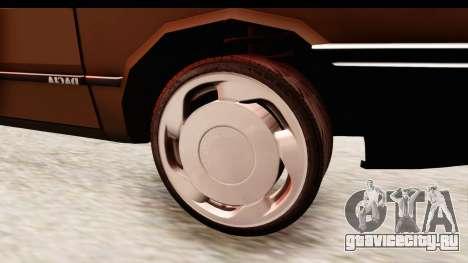 Dacia 1310 LI для GTA San Andreas вид сзади