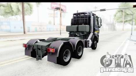 Tatra Phoenix Agro Truck v1.0 для GTA San Andreas вид сзади слева