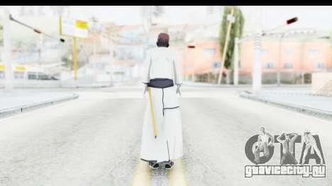 Bleach - Stark для GTA San Andreas третий скриншот