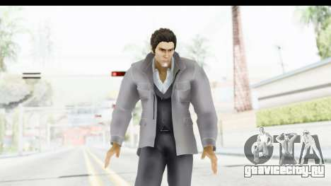 Yakuza 5 Kazuma Kiryu Fukuoka для GTA San Andreas