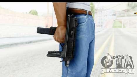 Brügger & Thomet MP9 для GTA San Andreas третий скриншот
