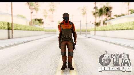 Homefront The Revolution - KPA v2 Red для GTA San Andreas второй скриншот